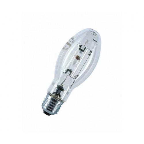 LAMPADA A IODURI METALLICI TRASPARENTE 100W E27 HQI WDL OSRAM